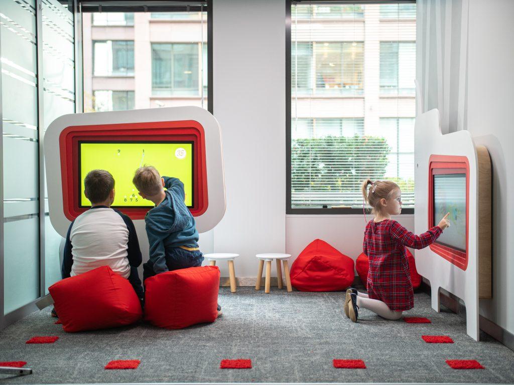 strefy zabawy i edukacji ZooZone