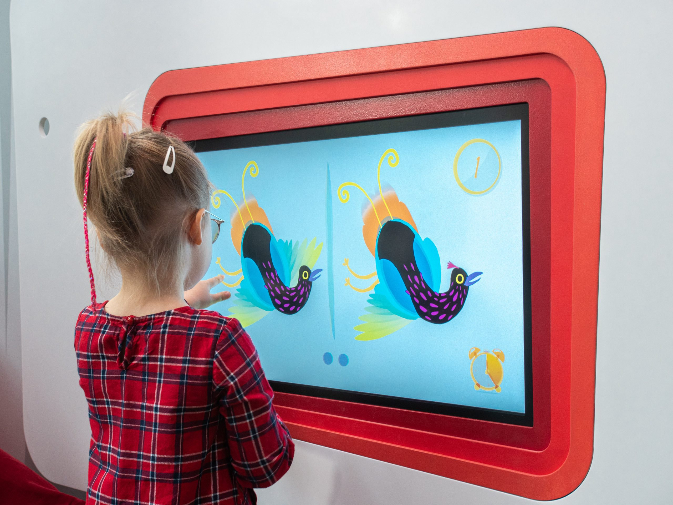 Zabawy interaktywne dla dzieci