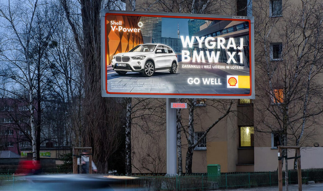 Reklama w przestrzeni miejskiej
